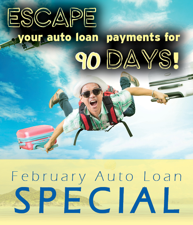 Ent Federal Credit Union Auto Loan Rates And Calculators: Feb. Auto Loan Special: No Payment For 90 Days!