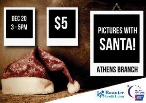 $5 photos with santa