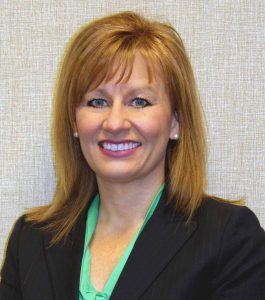 Ginger Carter Bowater Credit Union, COO