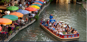 Relax on a Cruise at the famous Riverwalk