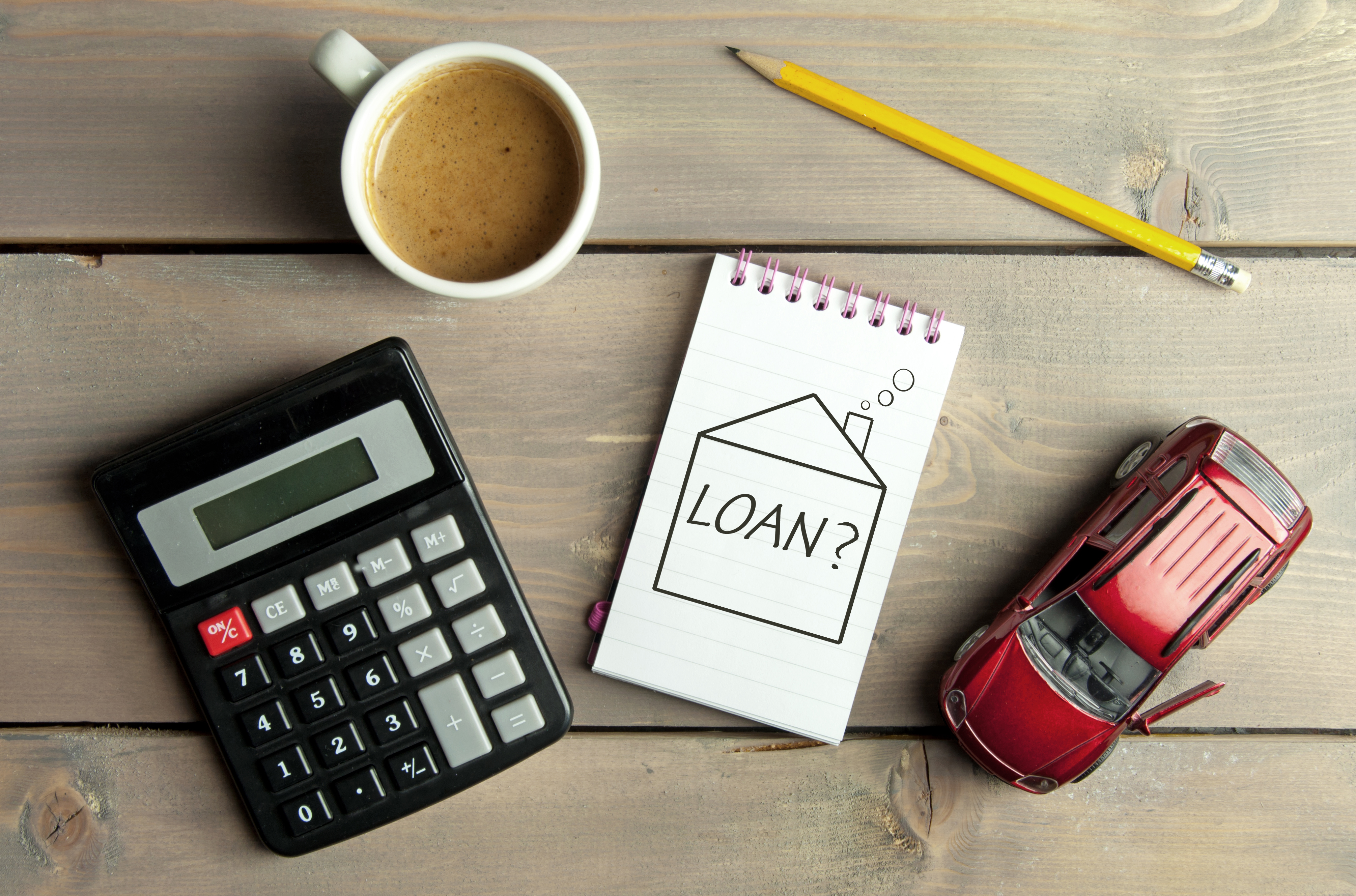 all loan types offered bowater credit union