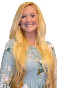 Erin Blankenship, Calhoun Branch Manager, Top 20 Under 40