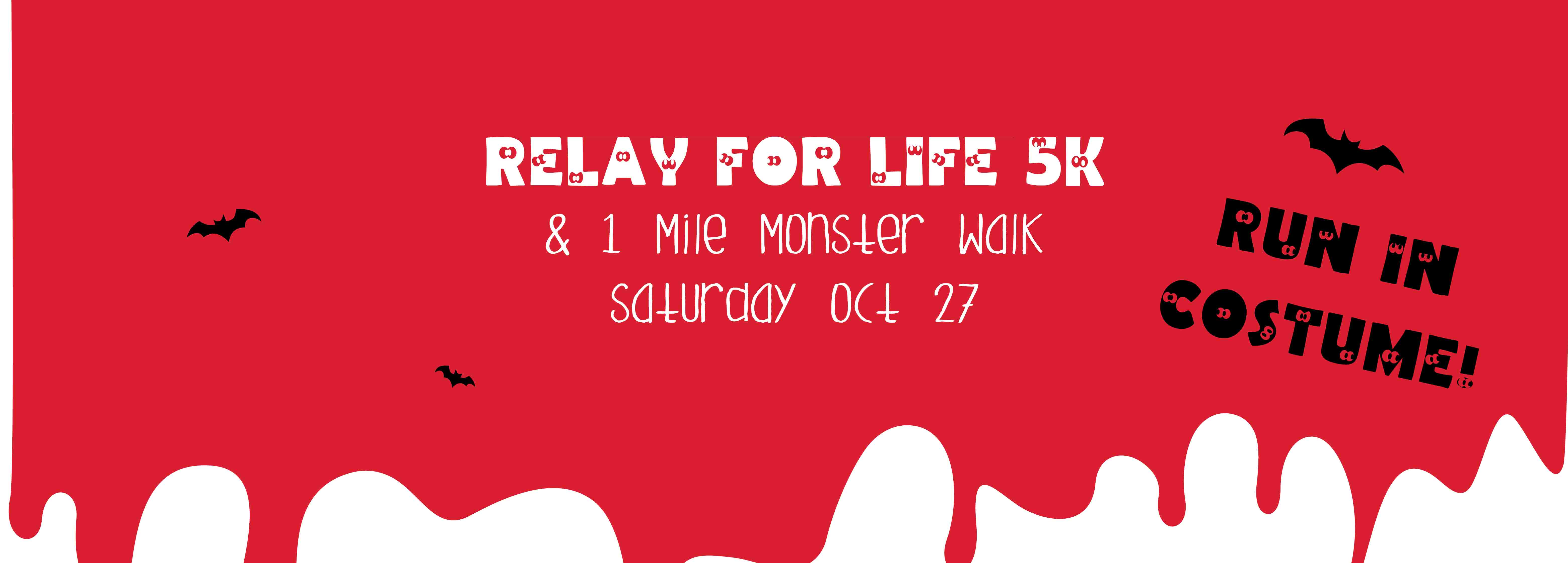 Link to info about our 5k Monster Run!