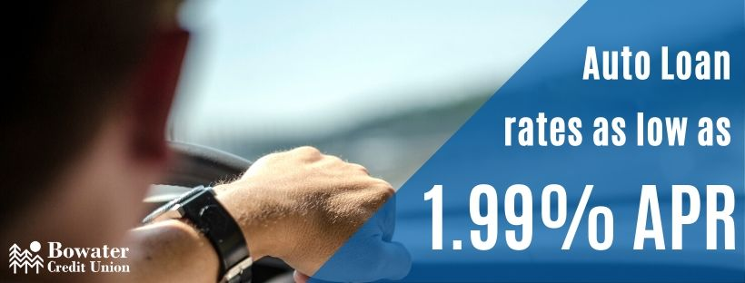 Auto Loan Rates As Low As 1.99% & No Payment for 90 Days ...