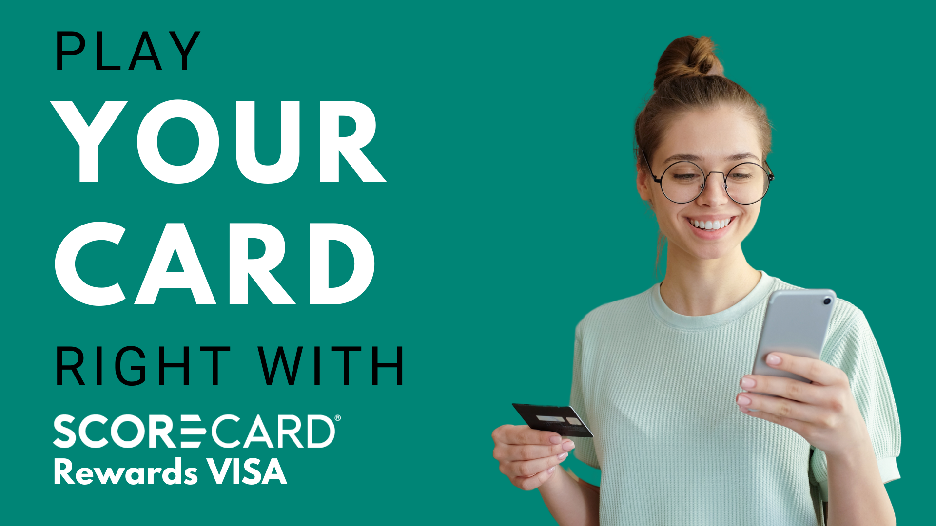 Play your card right with scorecard